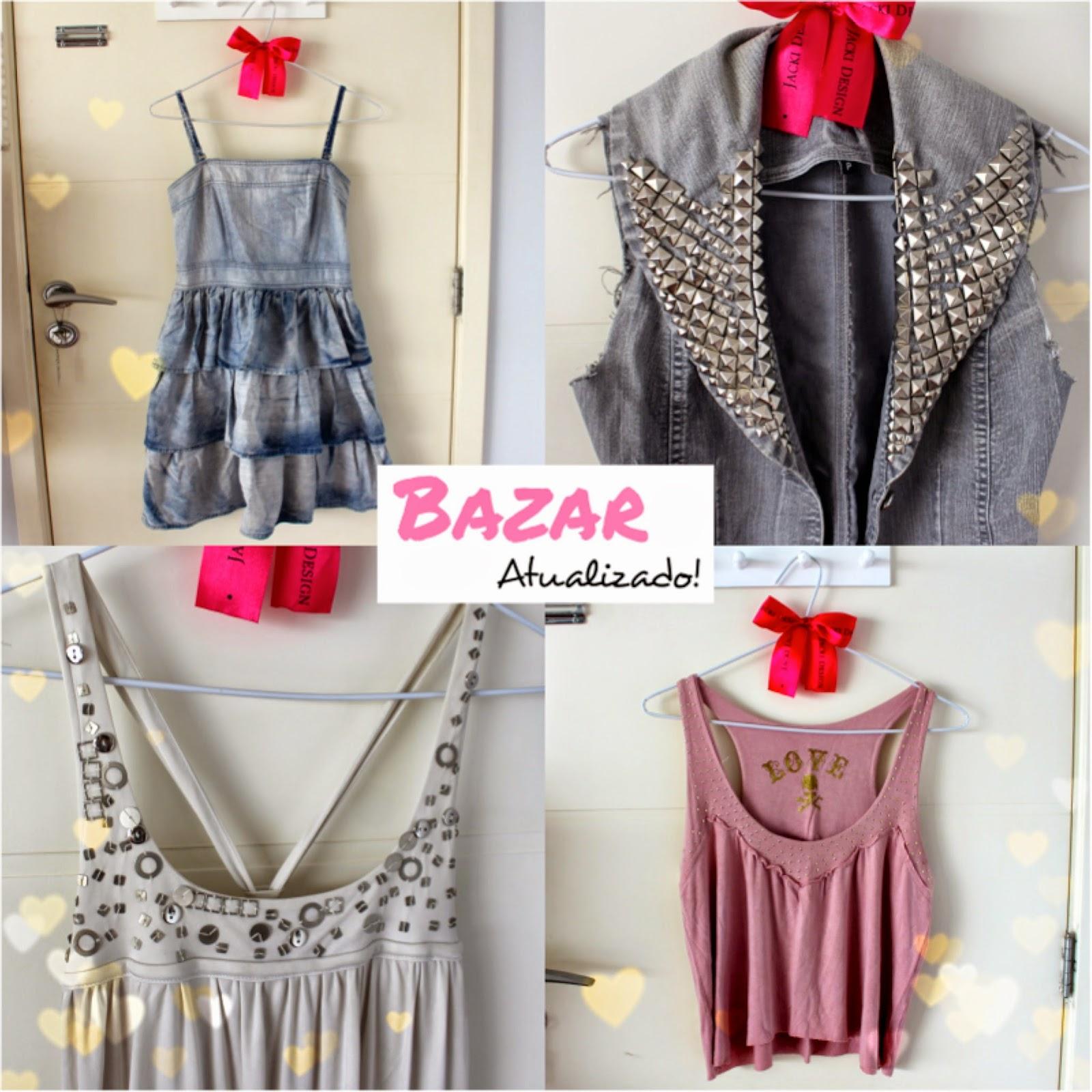 bazar do blog