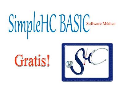 Descarga SimpleHC Basic, el software gratuito de Tecnihardware para gestionar Historias Clínicas, Descargar, software gratis, software médico, historia clínica, medicina, aplicación gratuita