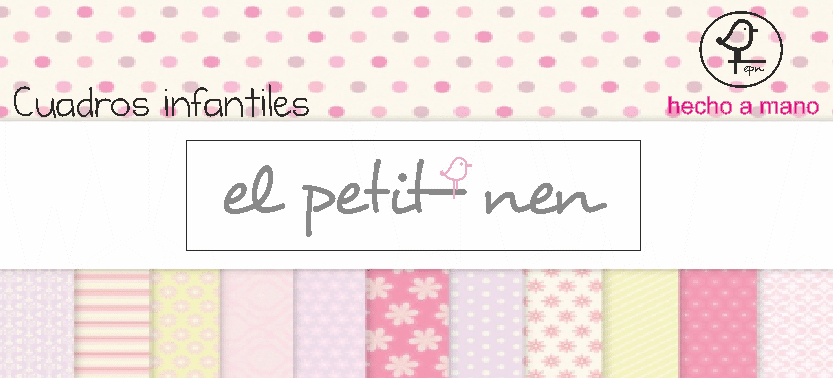 "Cuadros infantiles: ""el petit nen"""