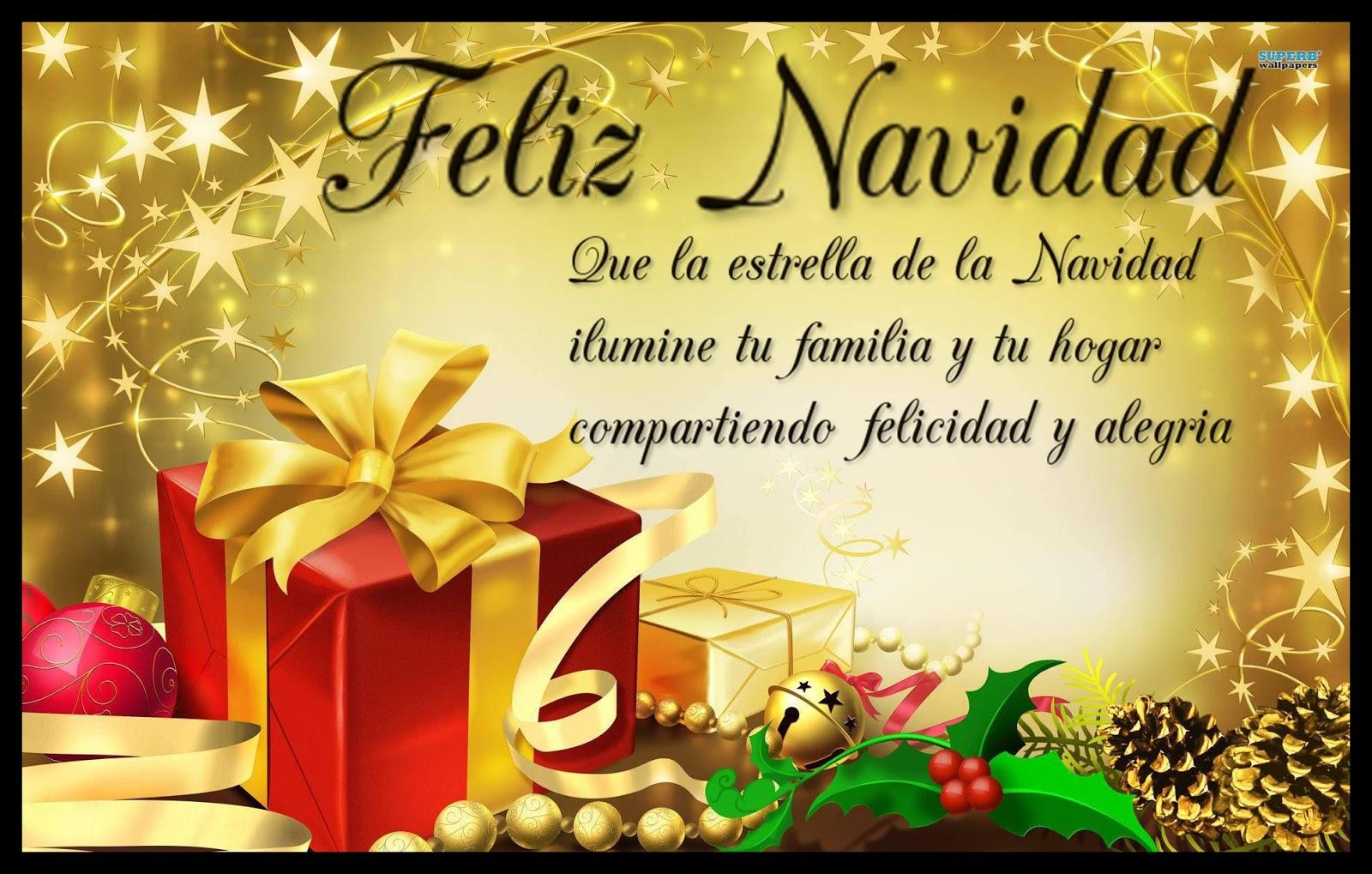 Tarjetas de feliz navidad 2015 - Deseos de feliz navidad ...