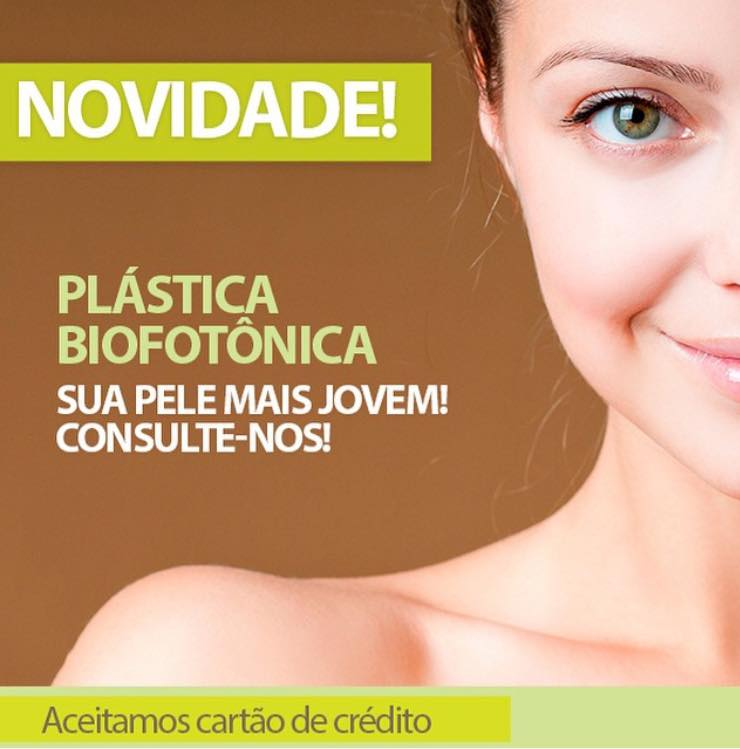 """PLÁSTICA BIOFOTÔNICA"" - CONSULTÓRIO LUDMYLLA MENEZES"
