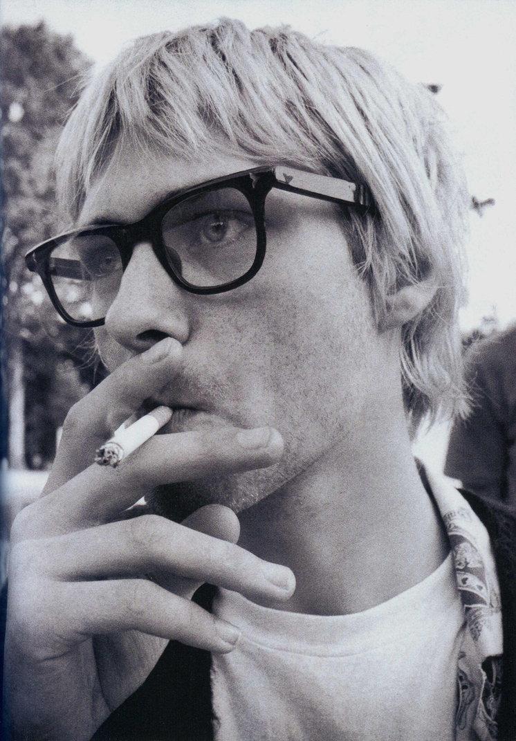 Kurt Cobain - Wallpaper Gallery