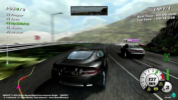 SHOFER Race Driver PC Full Español