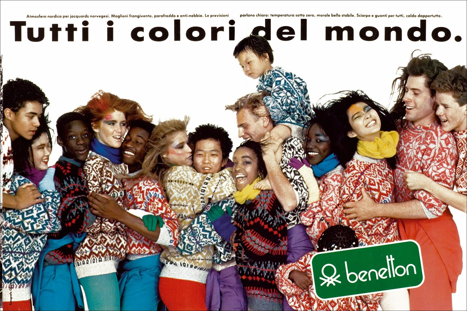 United colors of benetton spring