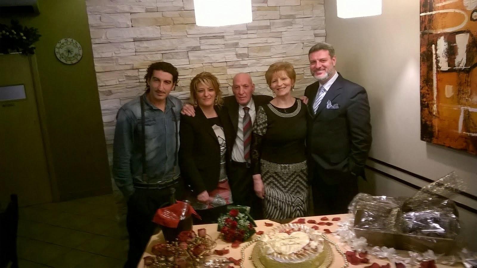 Nozze d'oro Carmelina e Salvatore