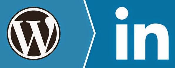 Post WP posts to LinkedIn network