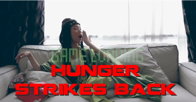 Hunger Strikes Back