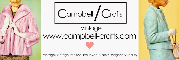 Campbell Crafts Vintage