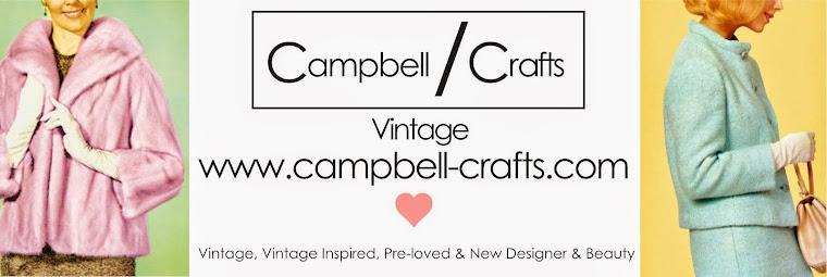 Campbell Crafts Vintage