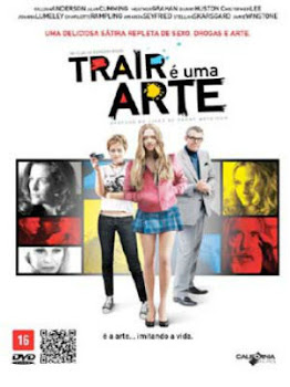 Download   Trair é Uma Arte DVDRip   Dual Áudio
