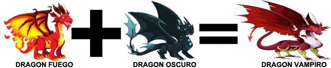 como sacar al dragon vampiro en dragon city