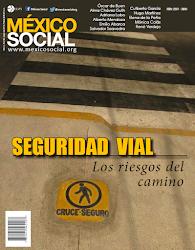 Revista México Social - Año 4, No. 58, mayo de 2015