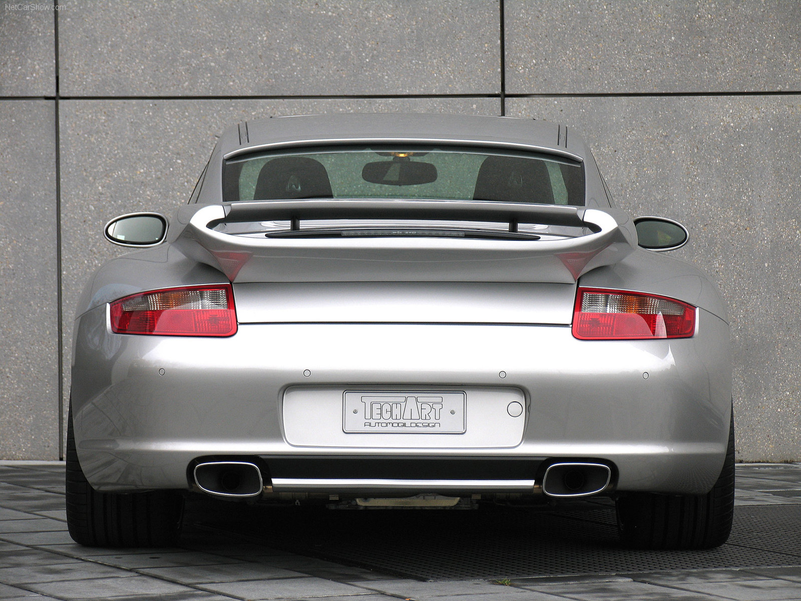 Hình ảnh xe ô tô TechArt Porsche 911 Carrera 4 997 2006 & nội ngoại thất