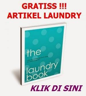 GRATIS !!! ARTIKEL LAUNDRY