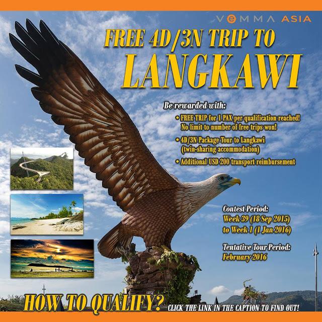 Achiever Trip Ke Langkawi