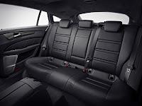 Mercedes-Benz CLS 63 AMG Shooting Brake: The performance trendsetter back interior