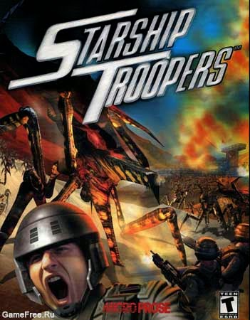 game starship troopers download