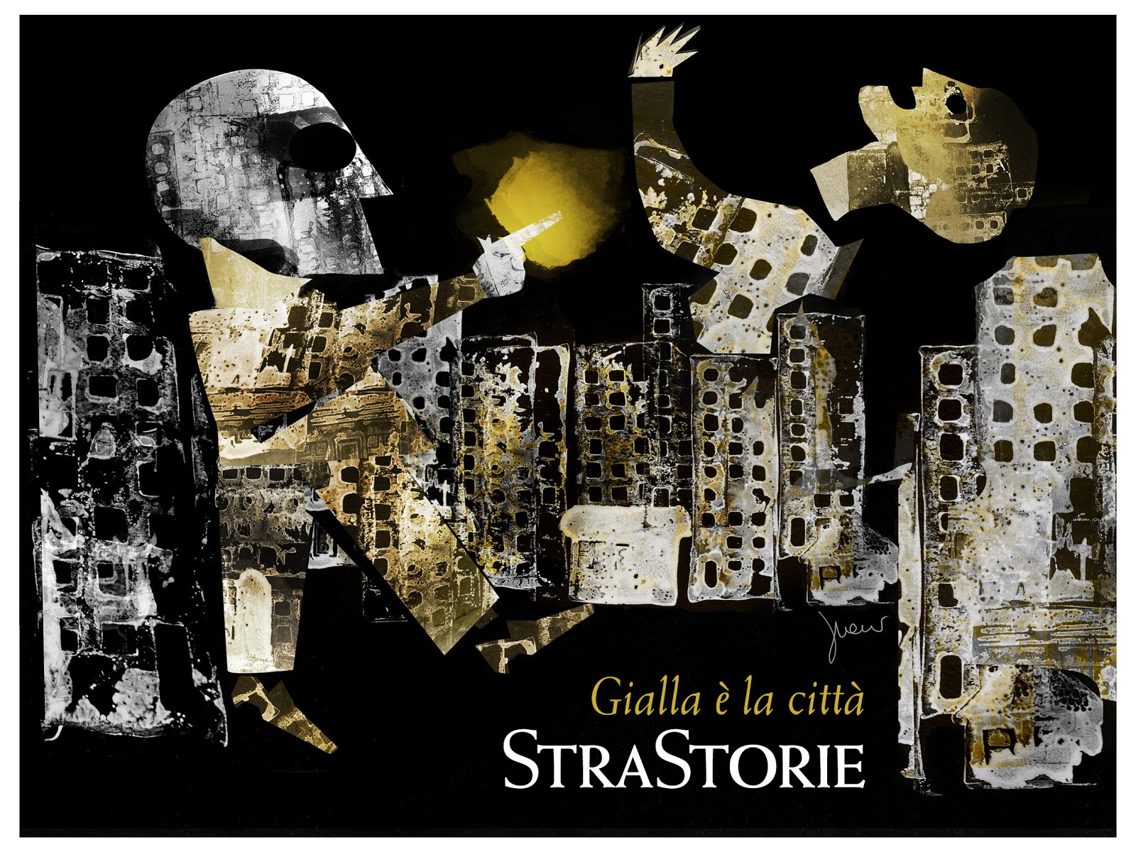 StraStorie – Gialla è la città secondo Guendalina Ravazzoni