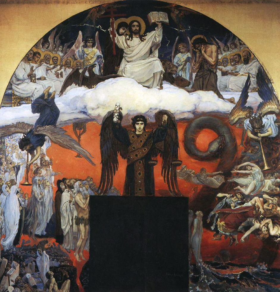 viktor vasnetsov judgement