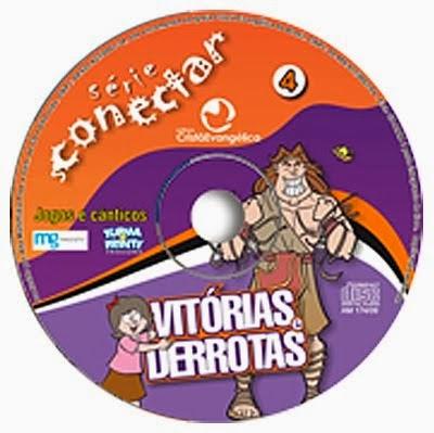 CD 4 Série Conectar - Vitória e Derrota.