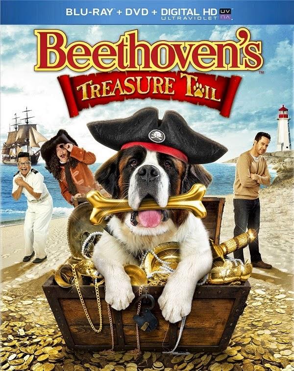 ดู Beethoven s Treasure Tail (2014) / บีโธเฟน ล่าสมบัติโจรสลัด