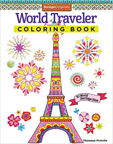 A Lovely Life, Indeed: Lovely Things: The Best in Travel Coloring ...