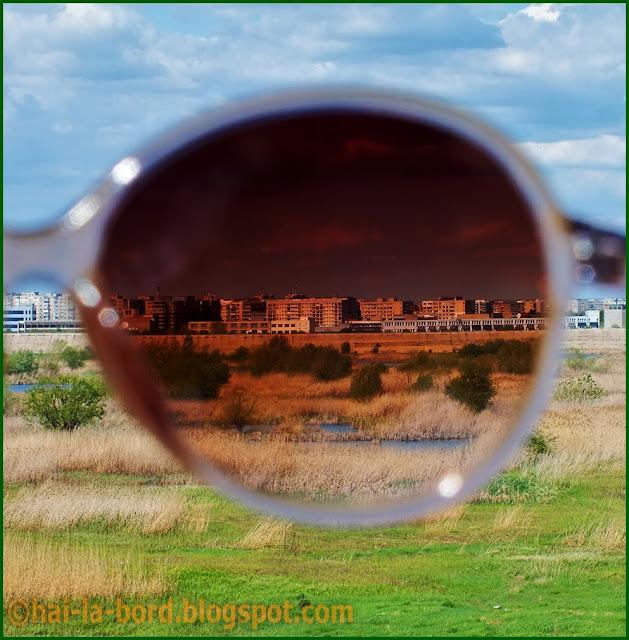 bucurestiul vazut prin ochelari de soare