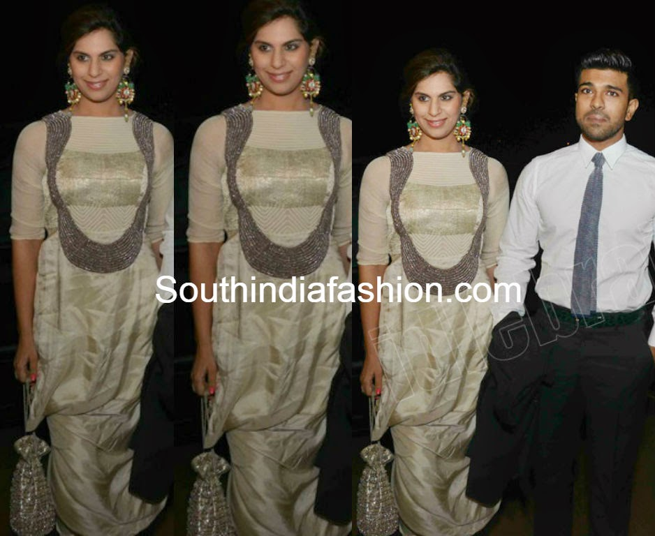 upasana ram charan at arpita khan wedding