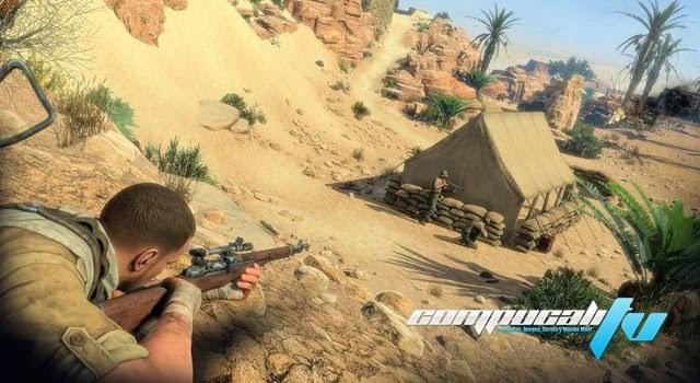 Sniper Elite 3 PS3 Español Region EUR