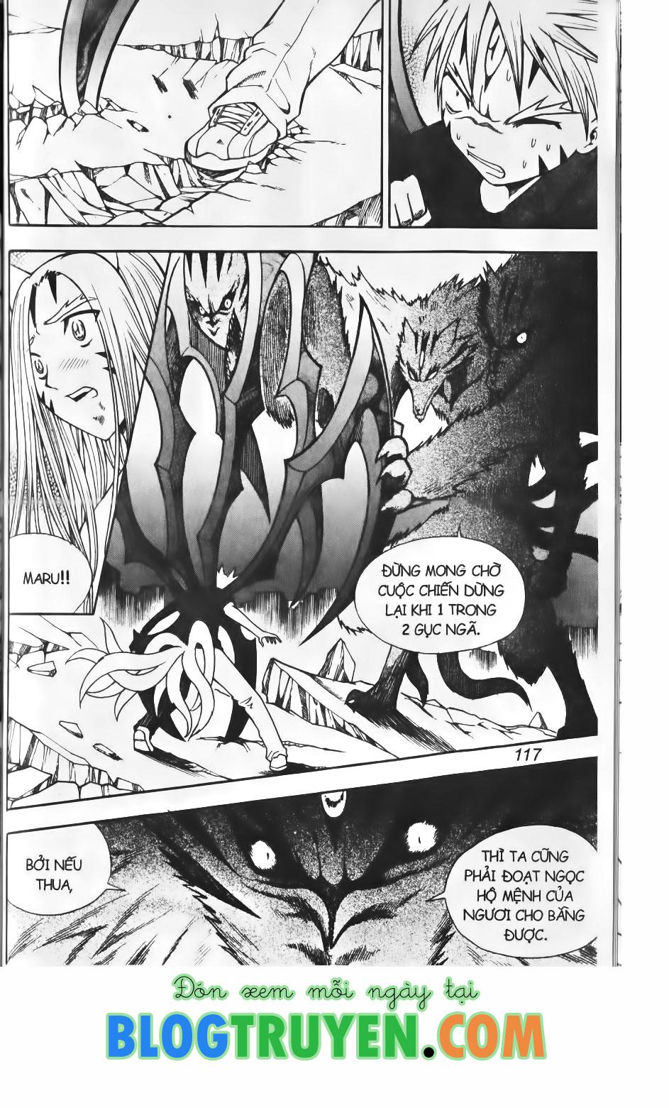 Gumiho – Hội Pháp Sư chap 78 Trang 10