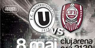 Universitatea cluj CFR Cluj online live Digi Sport poze