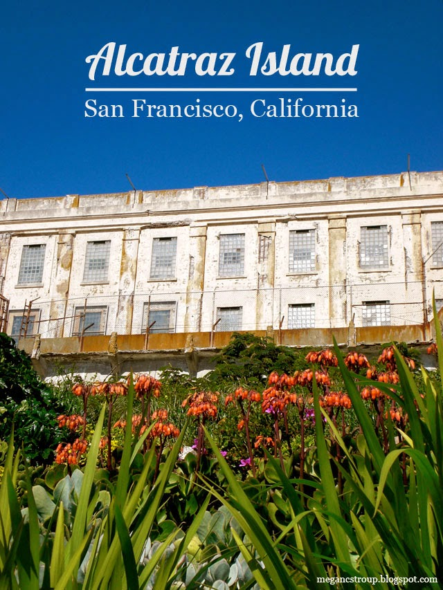 Semi charmed kind of life alcatraz island san francisco for Charmed tour san francisco