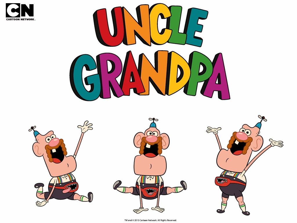 Fondos Pantalla del Tío Grandpa, Wallpapers Uncle Grandpa
