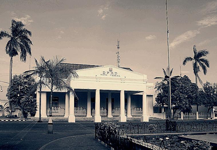 Gedung DPRD Kota Tegal