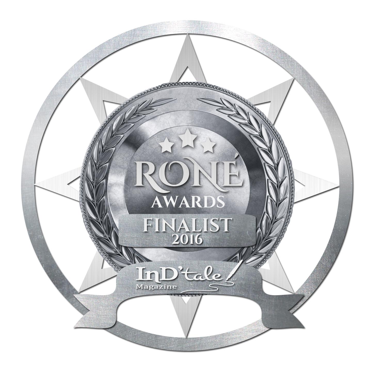 2016 Rone Award Finalist!