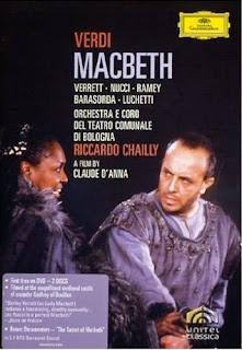 Portada de la película Macbeth
