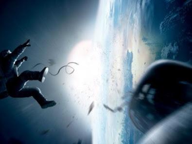Gravity: a 372 millas sobre la tierra las vistas son impresionantes