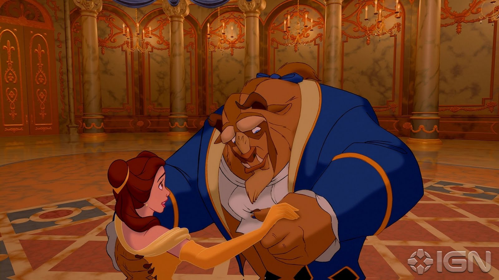 Where Is Wallpaper: beauty and the beast wallpaper hd