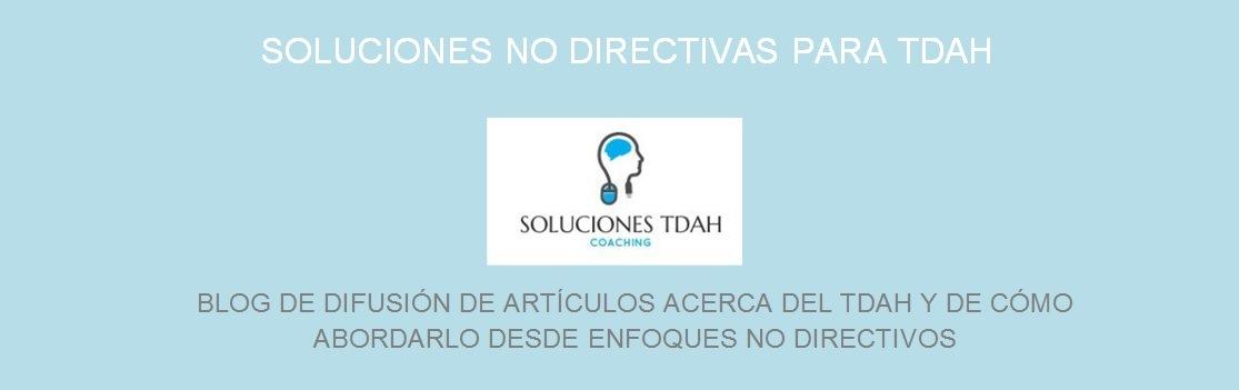Soluciones no directivas para el TDAH