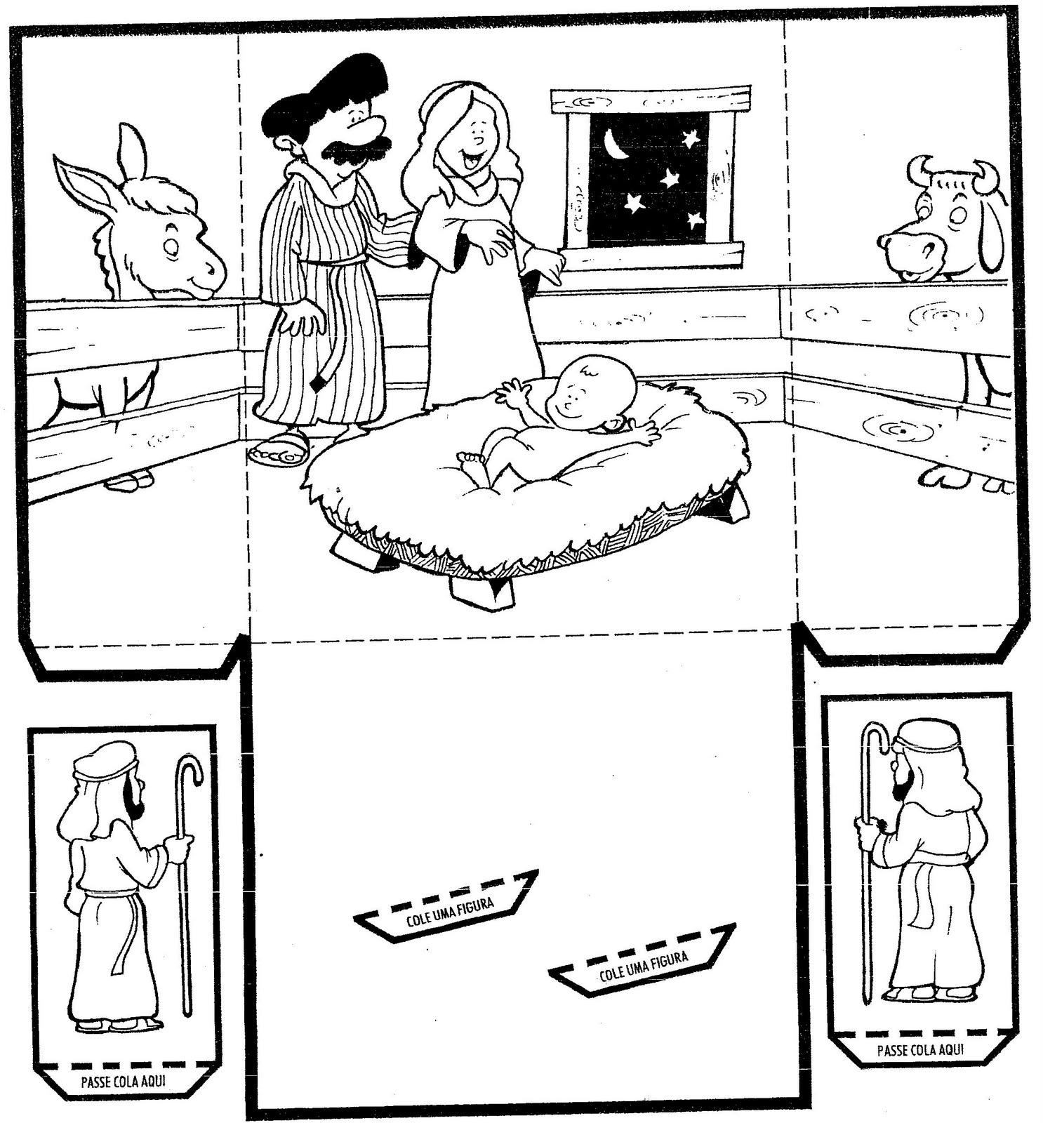 Diorama Kelahiran Tuhan Yesus
