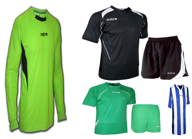 Jersey Bola produk Mitre dapat dibeli melalui mitre.co.id situs belanja online perlengkapan futsal dan bola.