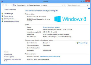 ISO Master Windows 8 Final ( x86/x64) with activation