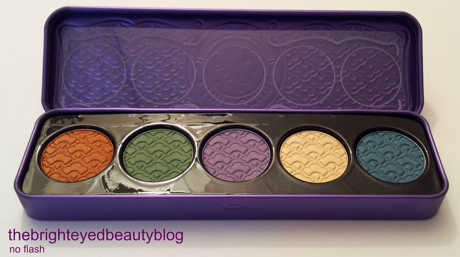 Lime Crime Alchemy Collection Eyeshadow Palette