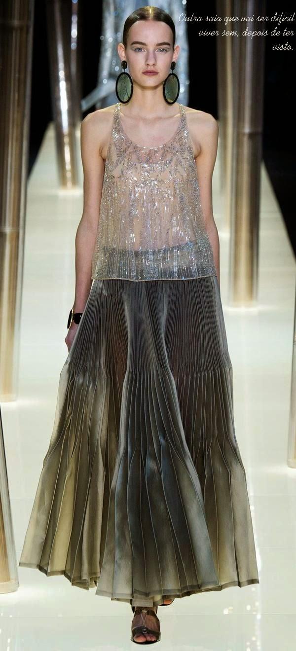 Tendência oriental na moda