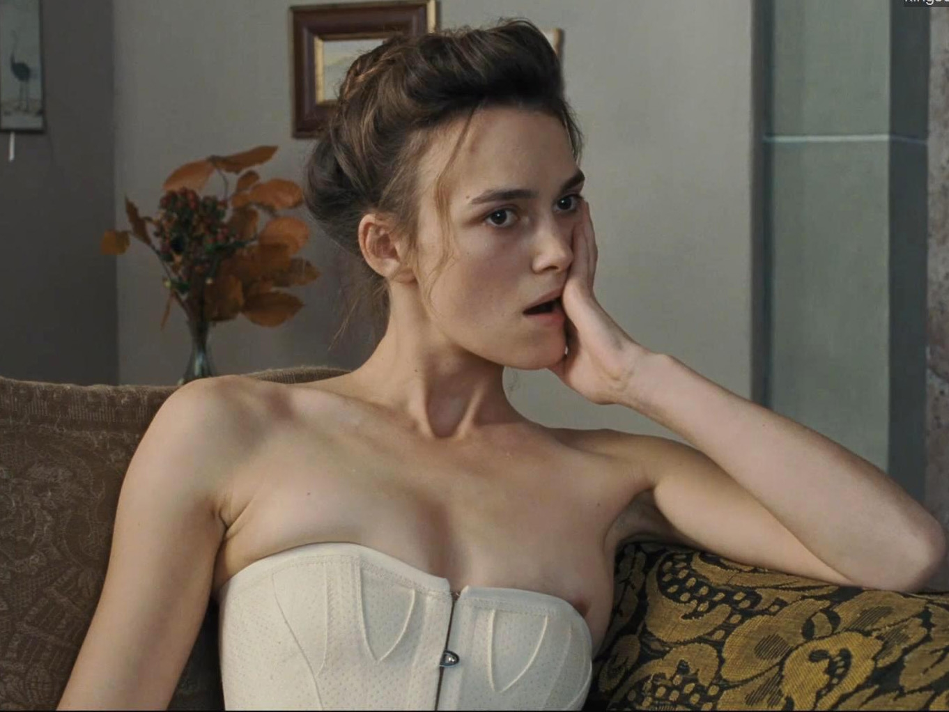 Keira knightley naked celiberty