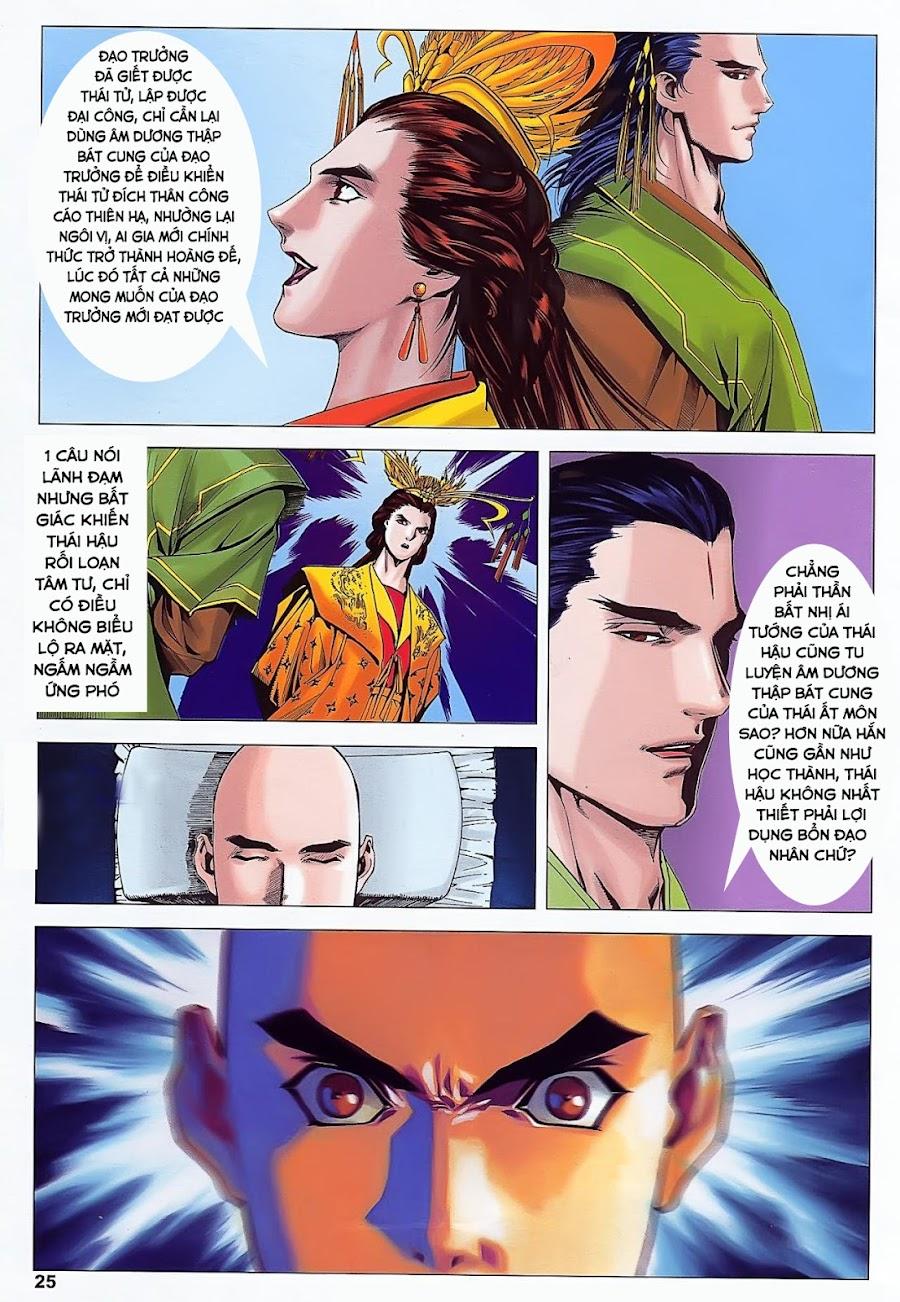 Lục Đạo Thiên Thư chap 33 - Trang 24