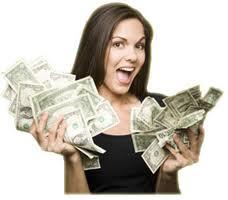 Dinheiro de loterias