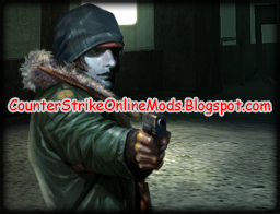 Download Hunter from Counter Strike Online Character Skin for Counter Strike 1.6 and Condition Zero | Counter Strike Skin | Skin Counter Strike | Counter Strike Skins | Skins Counter Strike