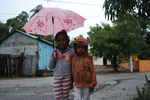 Tormenta no representa peligro para RD, lluvias siguen