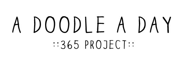 365 doodles